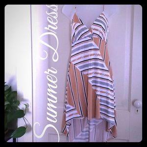 ⭐️Cute Summer Dress Hi-Low-DRS#0069⭐️